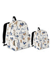 Kit Backpack Mini Me | Wonderlust Blue