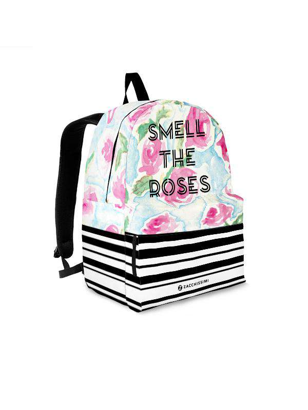 Backpack| Smell the Roses
