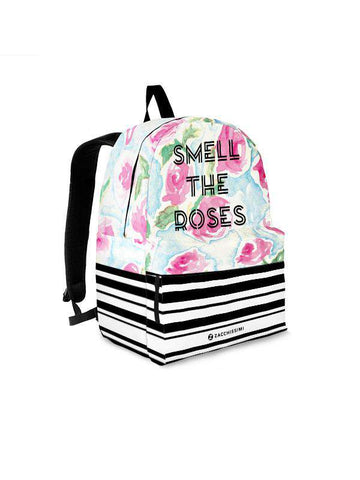Kit Backpack Mini Me | Good Vibes Pink