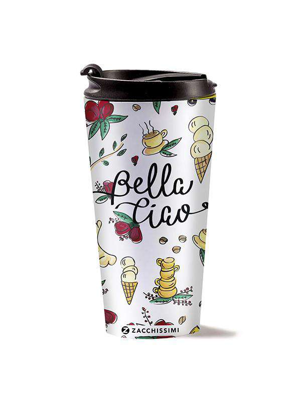 Stainless Steel Mug - Bella Ciao