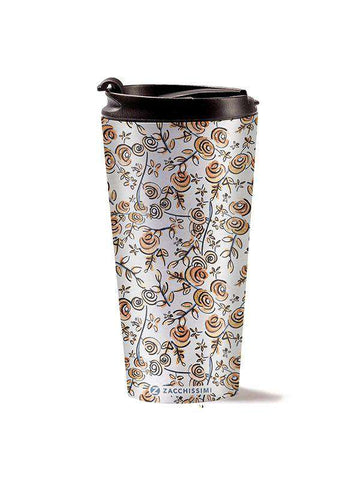Travel Mug - Free as a Bird - Beige