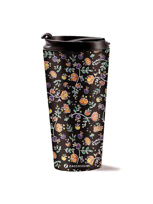 Travel Mug - Good Vibes - Black