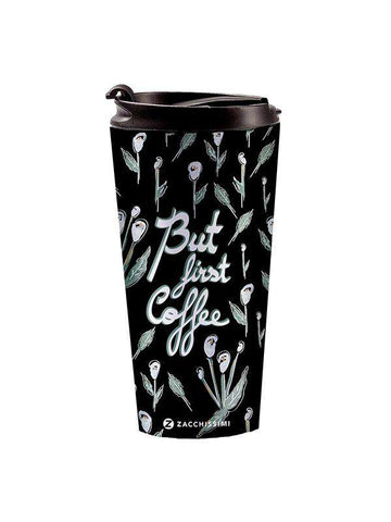 Travel Mug - First Coffee