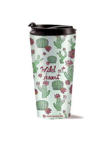 Stainless Steel Mug - Wild ar Heart