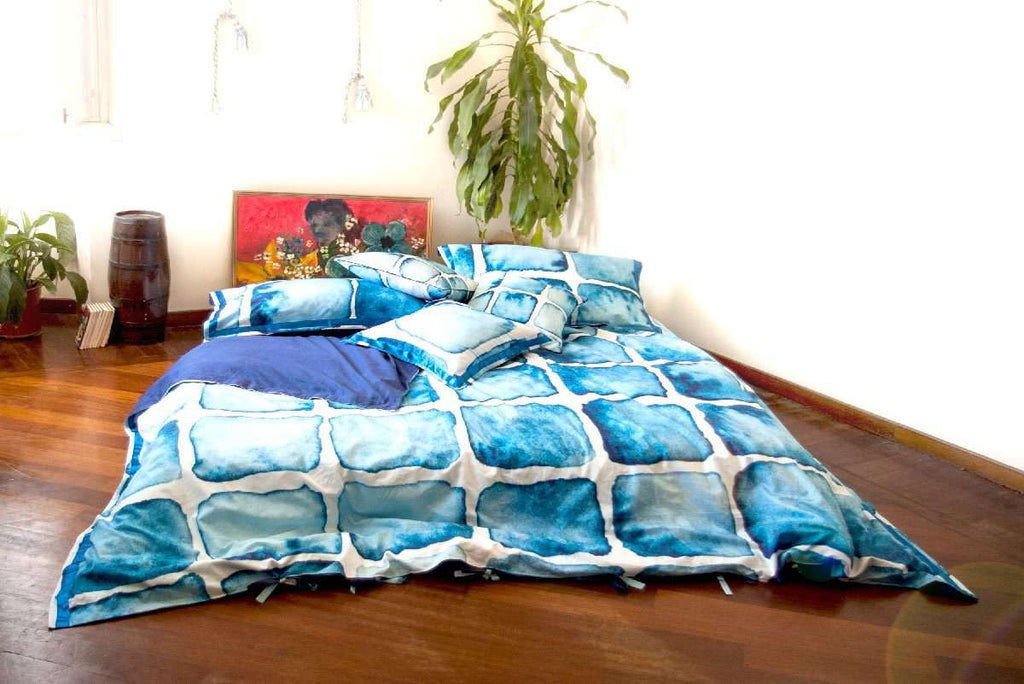 Duvet Cover - AZZURRE | HAPPY BLUES