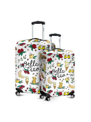 Luggage Cover | Free as a Bird