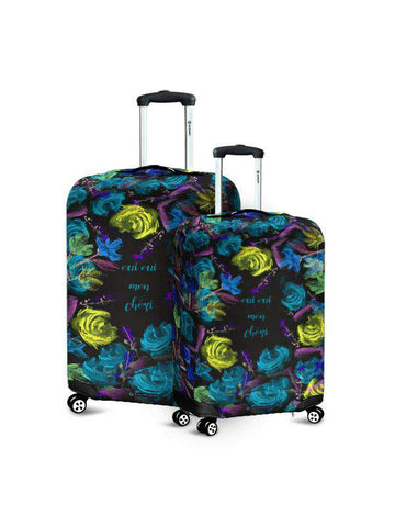 Luggage Cover | Oui Oui Black