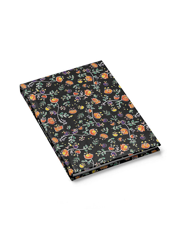 Notebook - Good Vibes, Notebooks, Zacchissimi, pattern, design