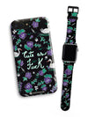 Kit Phone Case & Watch Strap | Bella Ciao Black