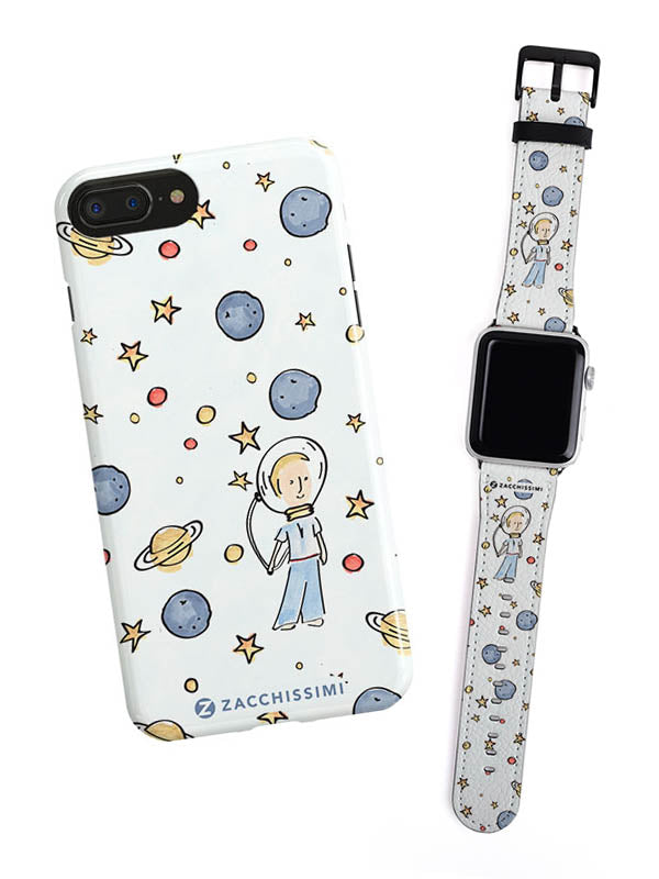 Cute & Pretty Phone Cases Mobile Case Matching Apple Watch Strap | Little Astronaut