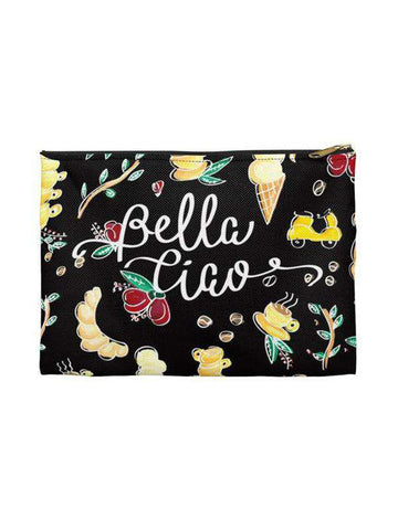 Cushion | Bella Ciao Black