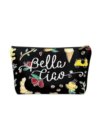 Wash Bag | Bella Ciao Black