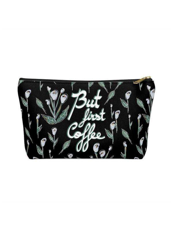 Wash Bag | First Coffee