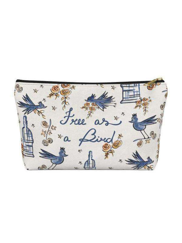 Wash Bag | Free as a Bird