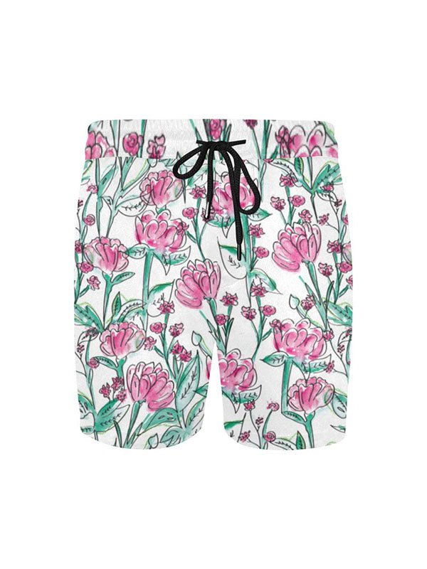 Swim Shorts | Carnation