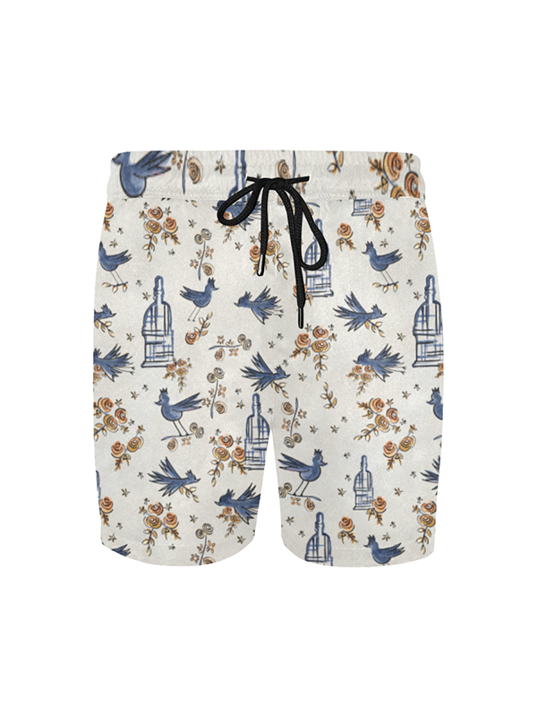 Swim Shorts | Free as a Bird