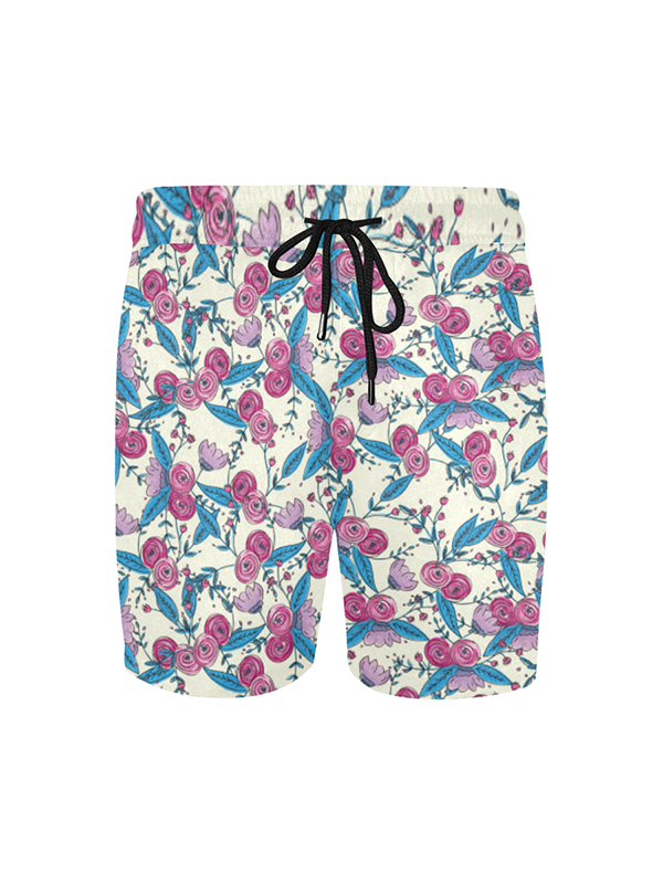 Swim Shorts | Wild Blossoms