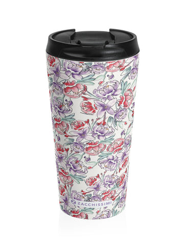 Travel Mug - Blossom
