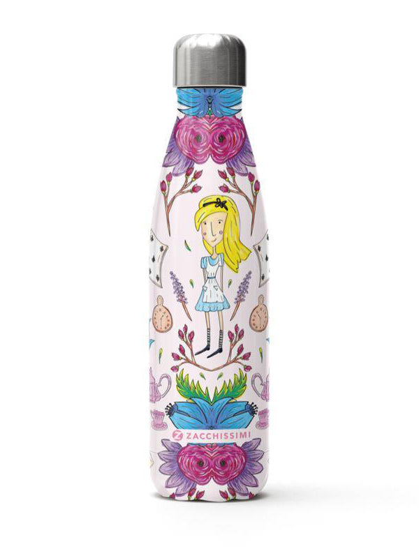 Wonderlust | Alice in Wonderland Inspired Thermal Water Bottle
