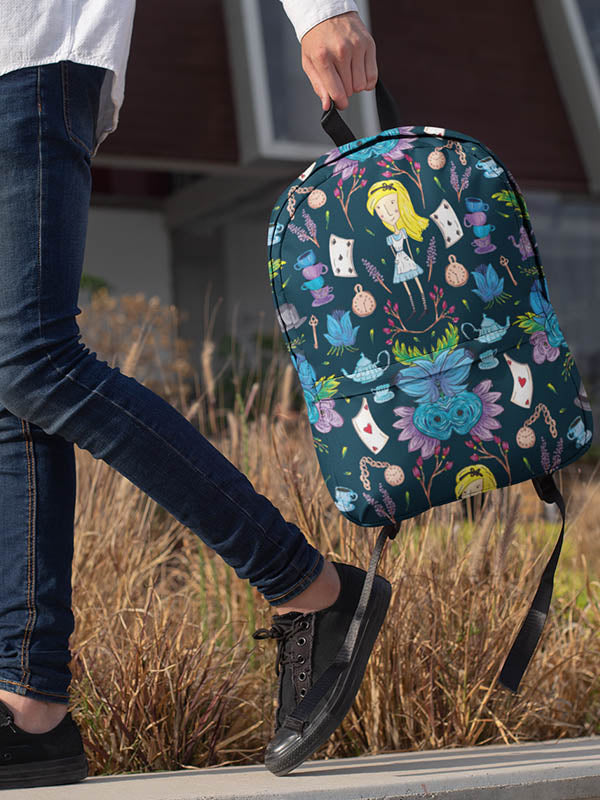 Backpack | Wonderlust Blue