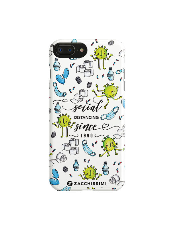 Phone Case - Covid Social Distancing