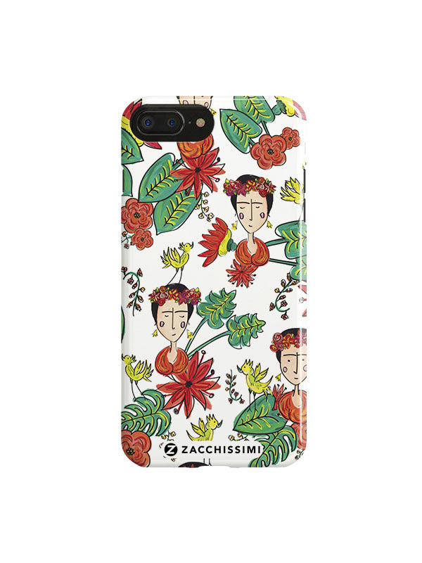 Frida Kahlo Inspired Phone Case Mobile Case| Tropicalia