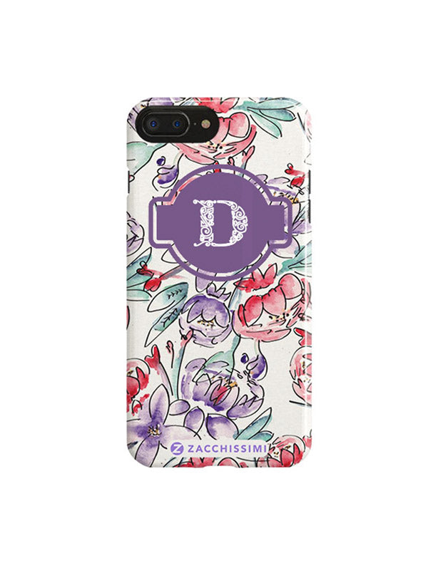 Cusom Personalized Monogram Cute Phone Case