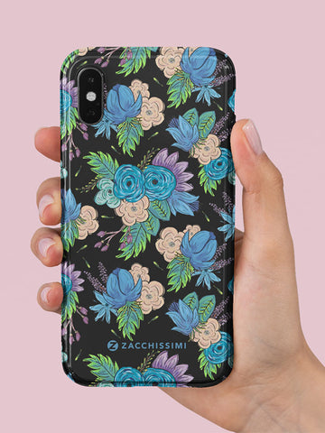 Clear Phone Case - Garden Fest