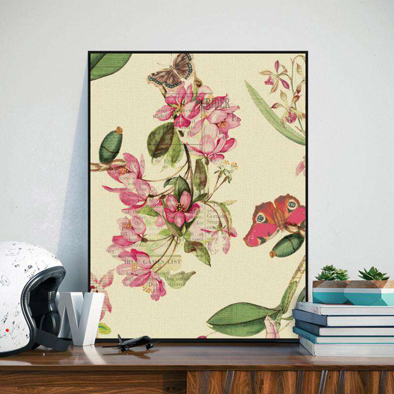 Wall Art - Botanical