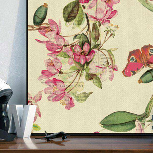 Wall Art - Botanical, , Zacchissimi, pattern, design