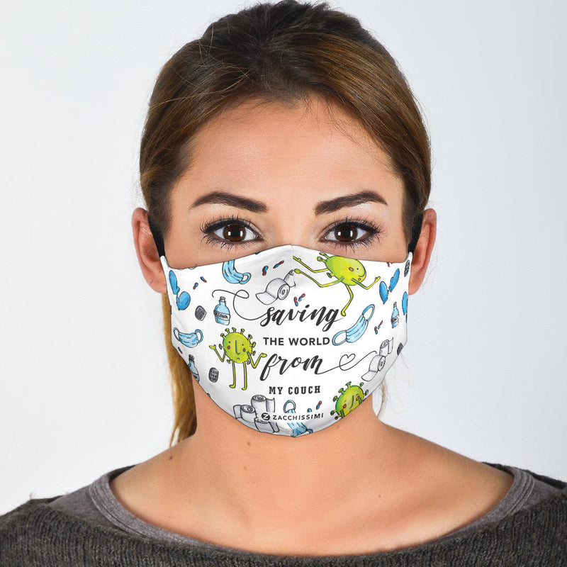 Face Mask | Covid Couch