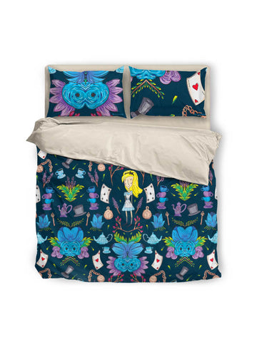 Duvet Cover | Free as a Bird