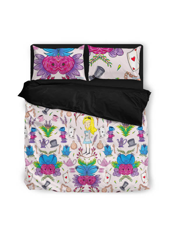 Duvet Cover | Wonderlust Pink