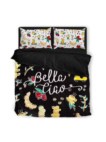 Duvet Cover | First Coffee