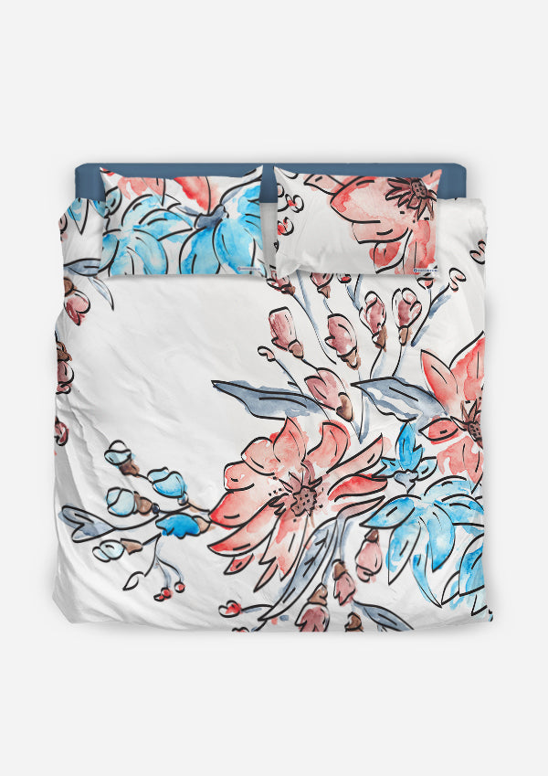 Duvet Cover | Blue Breeze