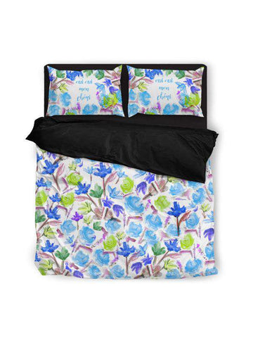 Duvet Cover | Wonderlust Blue