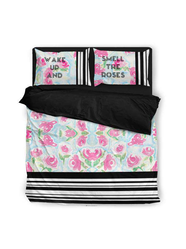 Duvet Cover | Smell the Roses