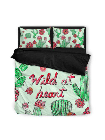 Duvet Cover | Wild at Heart