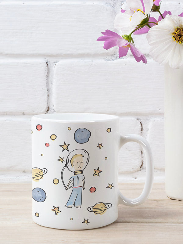 cute  mug | little astronaut