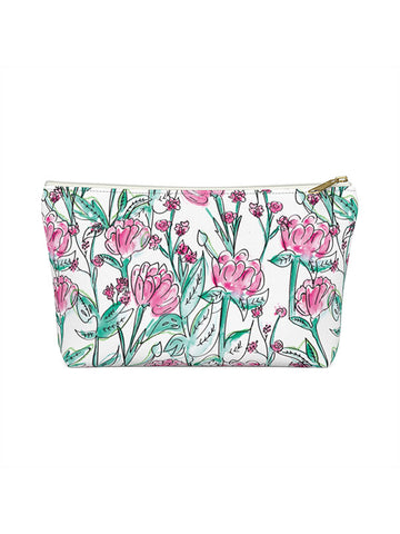 Wash Bag | Carnation