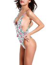 One Piece Swimsuit  | Carnation