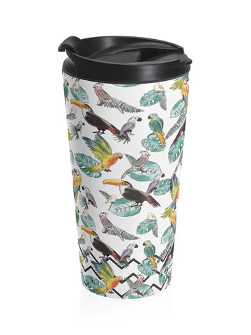 Travel Mug - Flock Flock