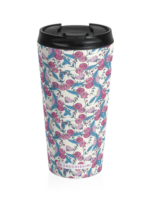 Travel Mug - Wild Blossom