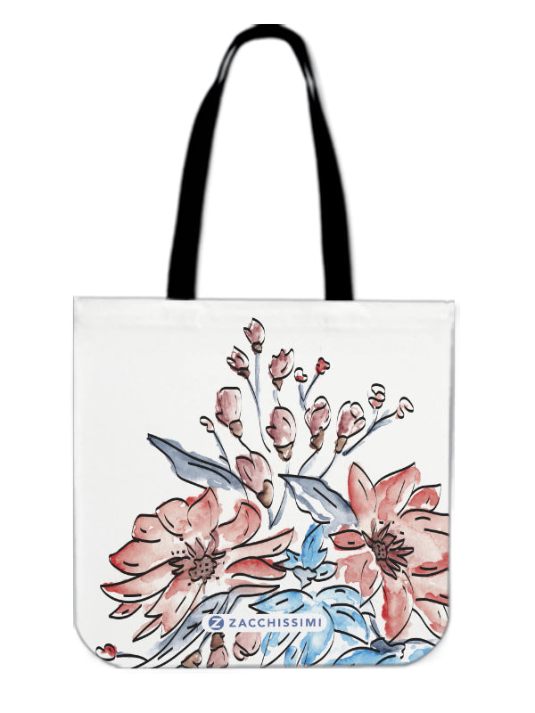 Tote Bag | Blue Breeze