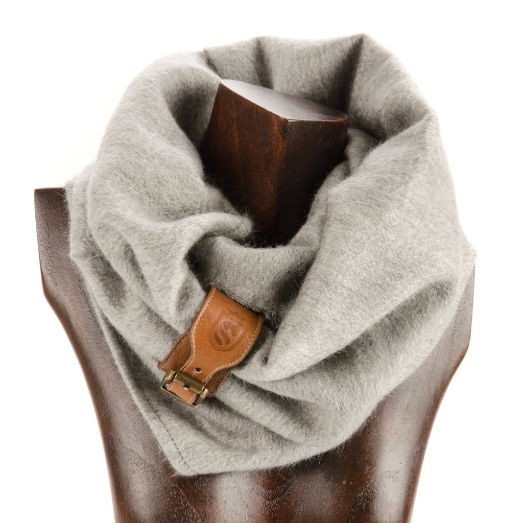 Cambridge Cashmere Snood - Grey