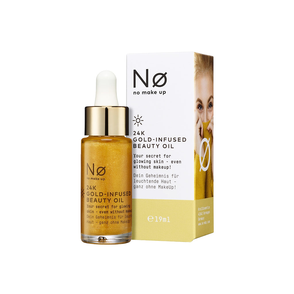 ø glow today 24kGold-Infused Beauty Oil