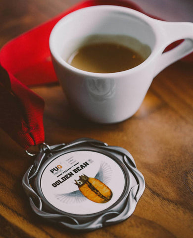 Silver Medals 2018 for Golden Bean North America