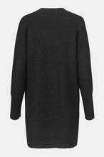 Load image into Gallery viewer, Brook Knit Cape - Black