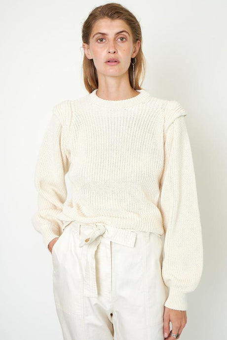 Amalia Knit O neck