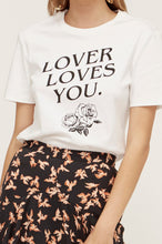 Load image into Gallery viewer, Lover Loves You Tee